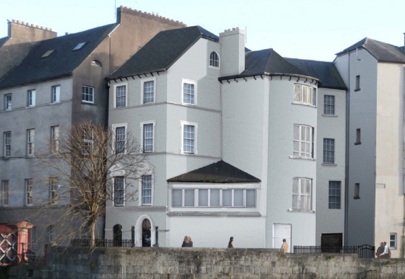 After Restoration at Boole House