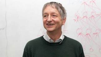 George Boole's Great-Great Grandson, Prof Geoffrey Hinton Wins 'Nobel Prize of Computing'